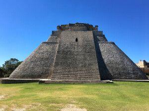 Uxmal - Ruinen einer bedeutenden Maya-Stadt