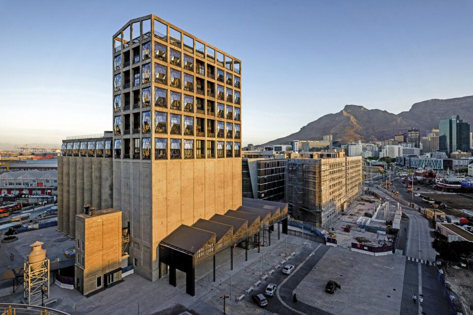 The Silo Hotel, V & A Waterfront, Kapstadt