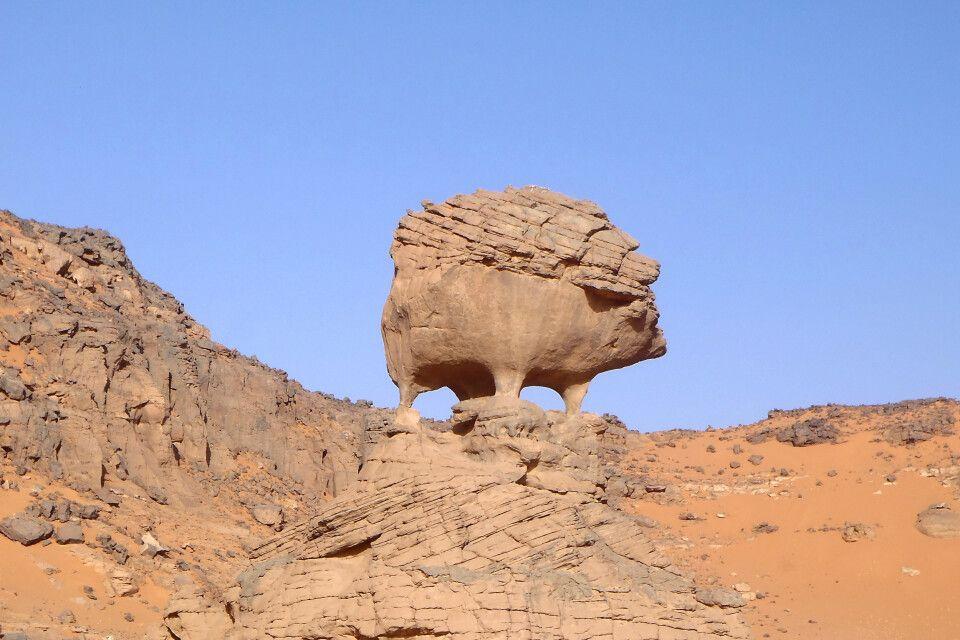Saharaimpressionen des Tassili n'Ajjer und Tadrart