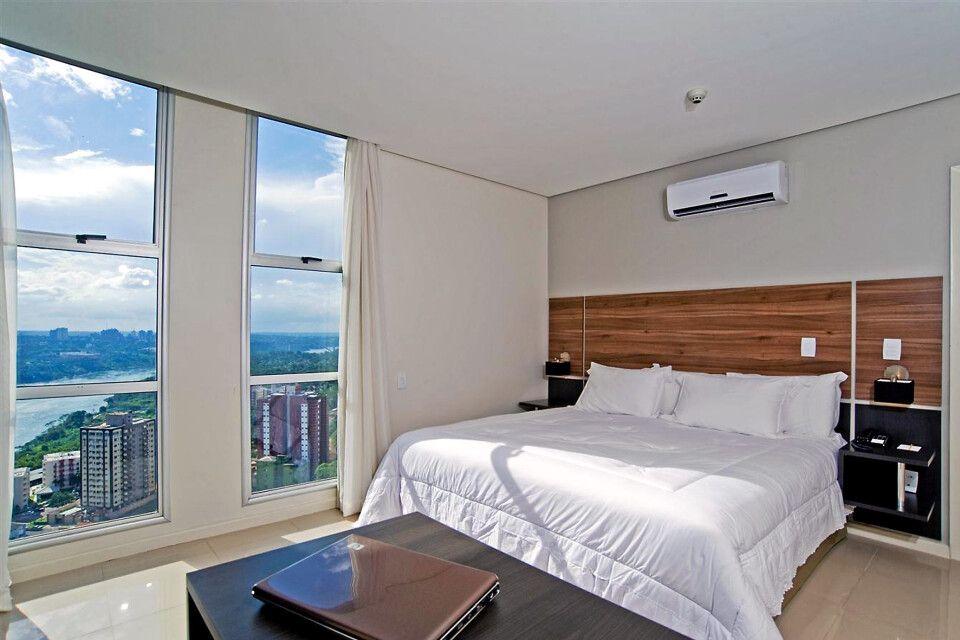 Komfortable Suite im Hotel Golden Foz Suites in Igauzu