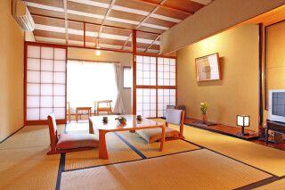 Kokuya Ryokan - Zimmer im japansichen Stil