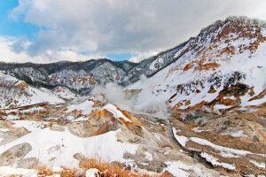 Das Höllen-Tal - Revier der Schneeaffen