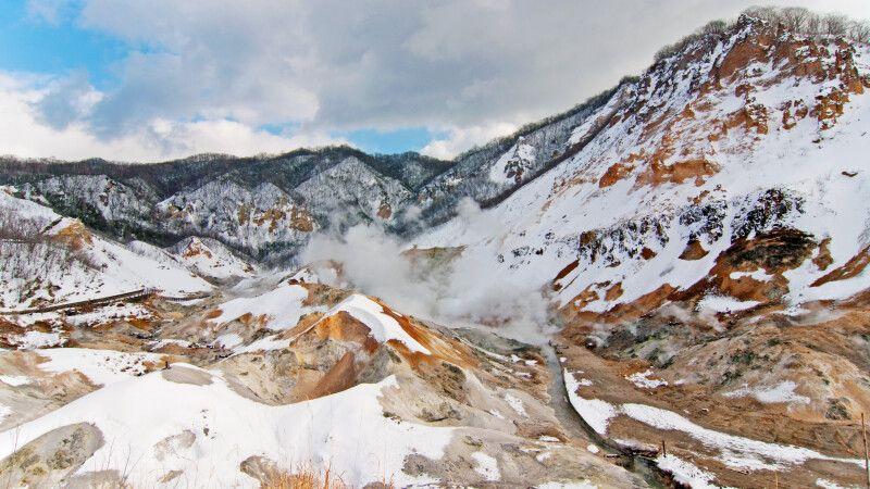 Das Höllen-Tal – Revier der Schneeaffen © Diamir