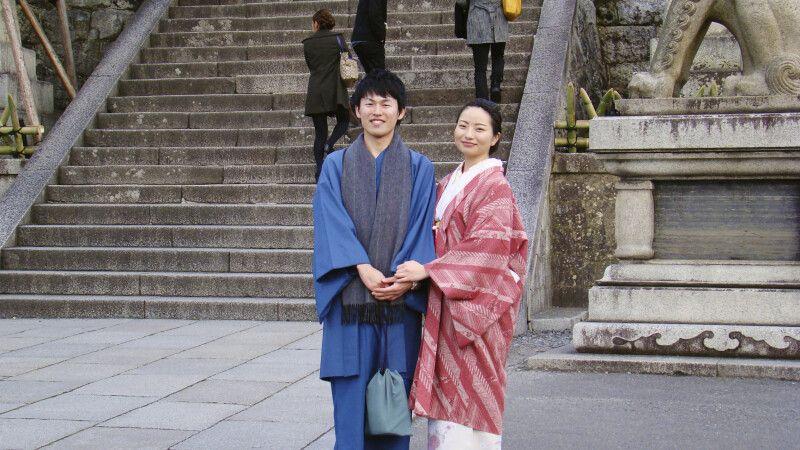 Begegnungen am Fushimi-Inari-Schrein © Diamir