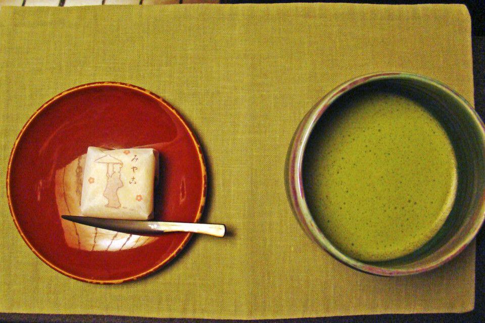 Japanischer Grüntee – Matcha