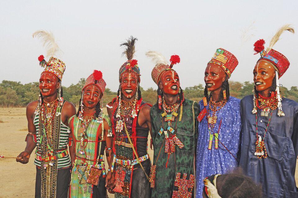 Gerewol-Festival im Tschad