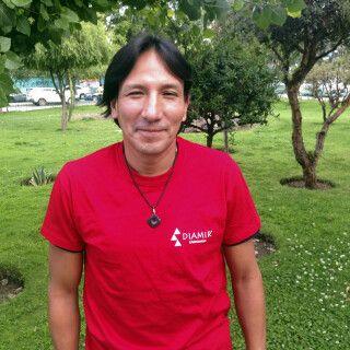 Reiseleiter Wilner Araujo Perez
