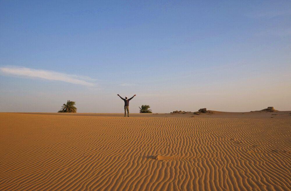 Tschad – Tibesti – Ins trockene Herz Afrikas
