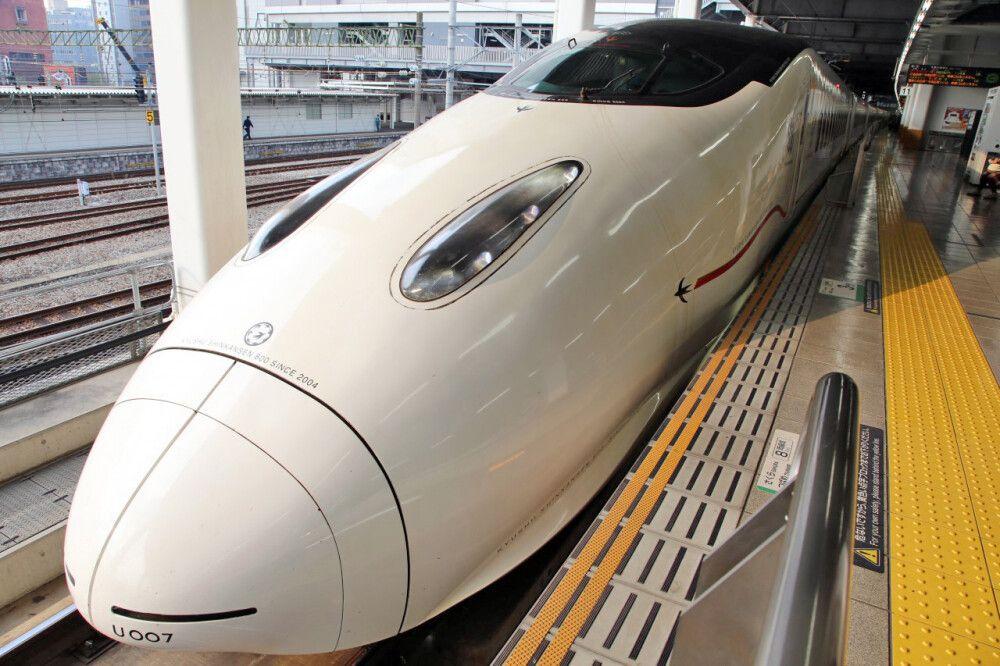 Nur fliegen ist schöner -Shinkansen