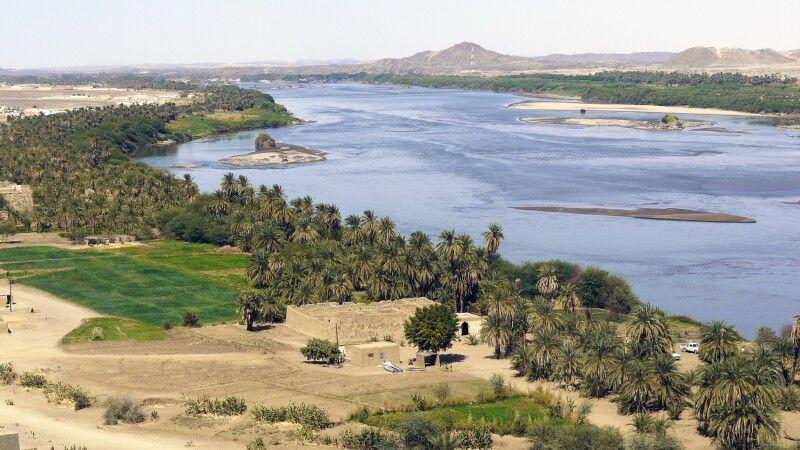 Entlang des Nil © Diamir