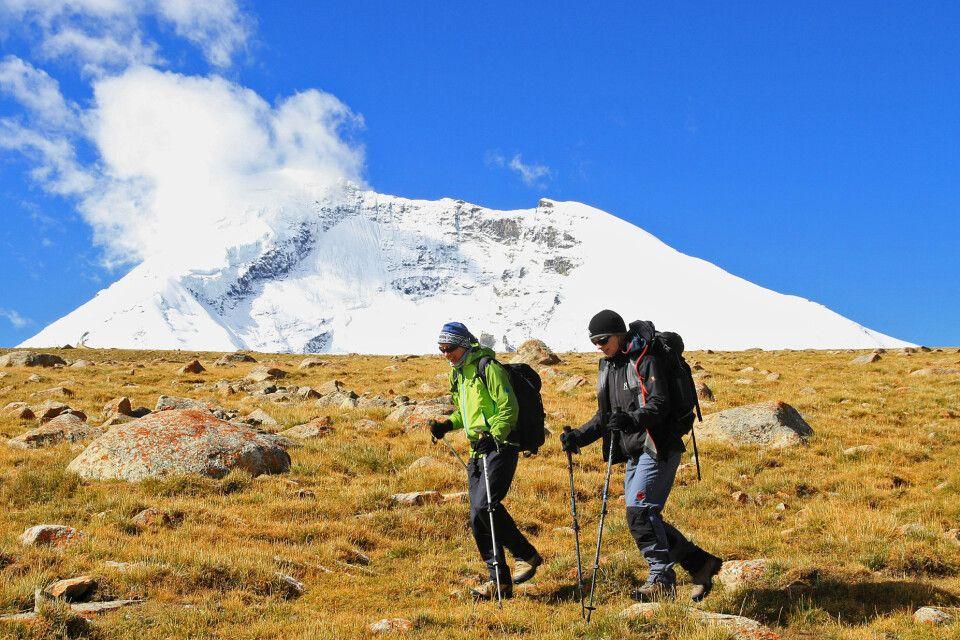 Unterwegs im Trekkinggebiet Ladakh
