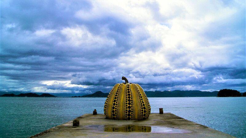 Kunstinsel Naoshima © Diamir