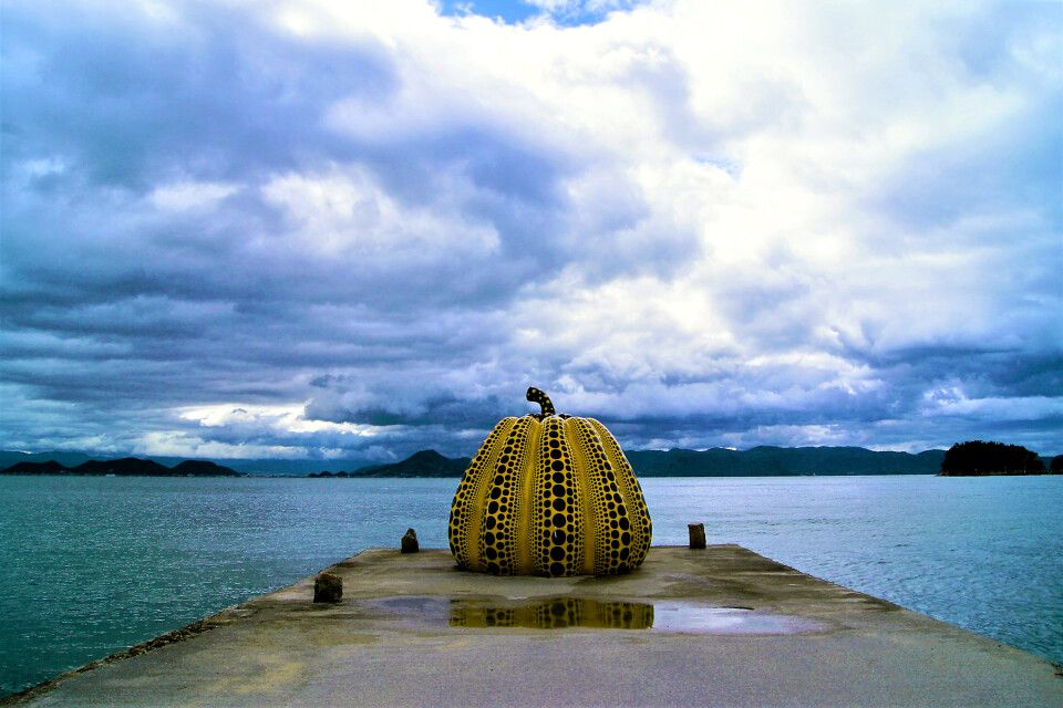 Kunstinsel Naoshima