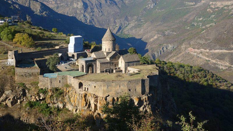 Kloster Tatev Südarmenien © Diamir