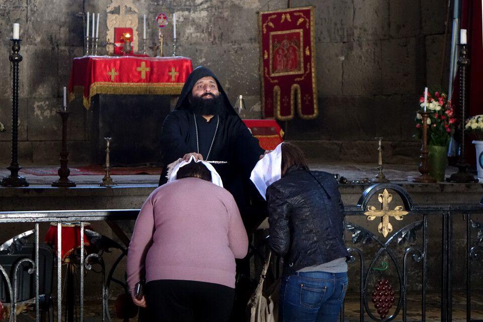 Geistliche Segnung