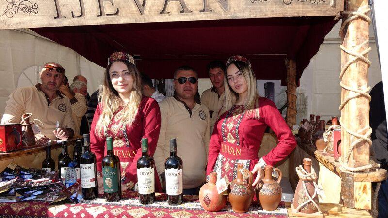 Wein aus der Provinz Ijevan © Diamir
