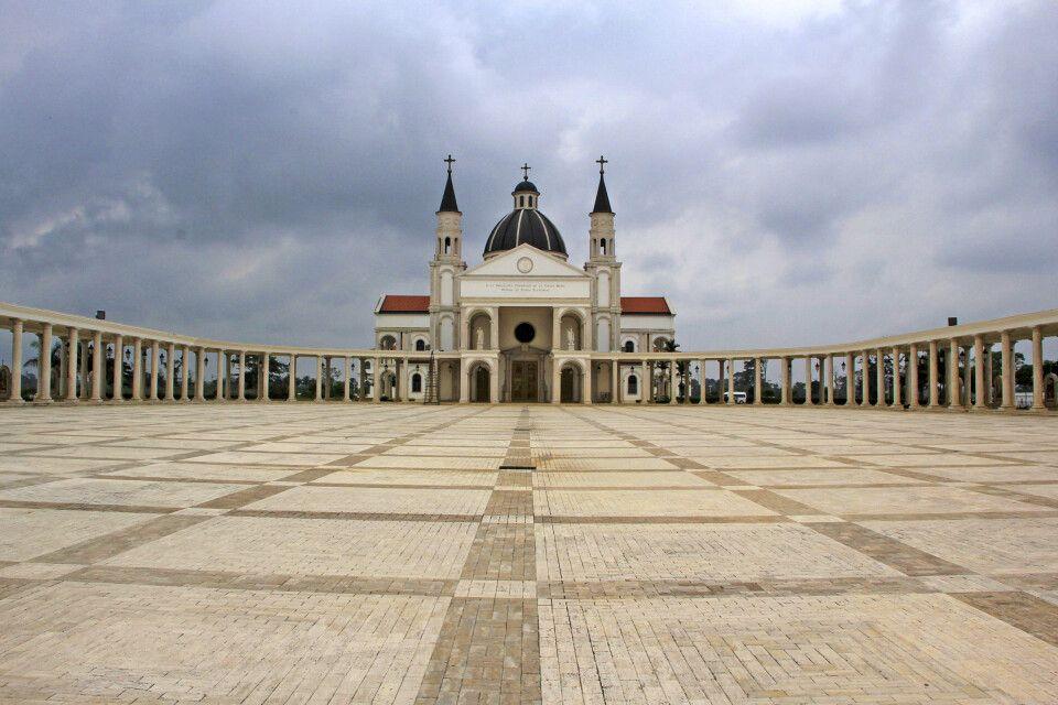 Kathedrale von Mongomo