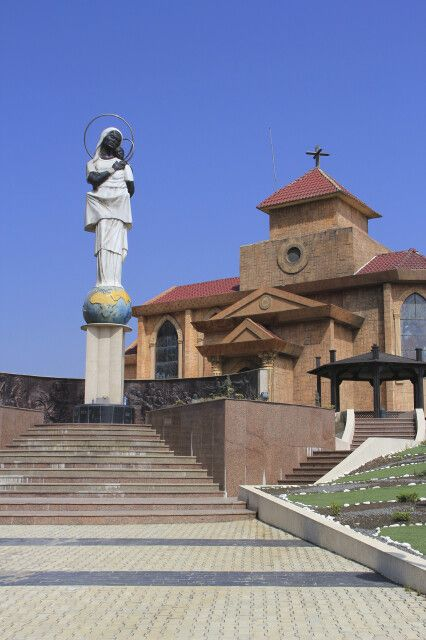 Schwarze Madonna auf dem Pico Besile