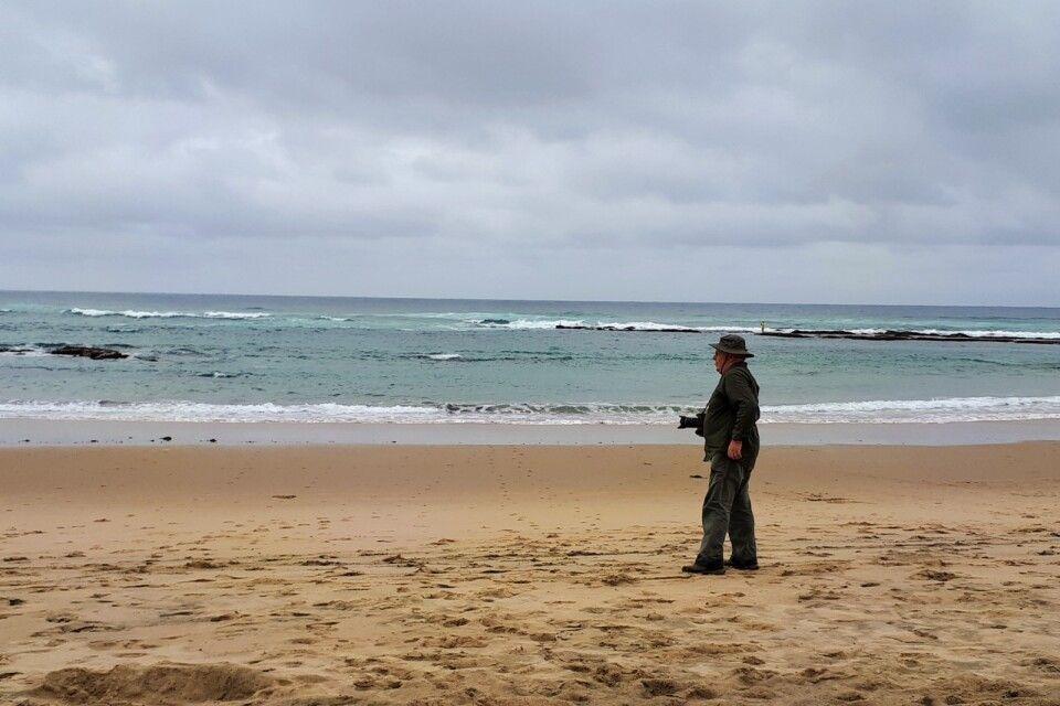 Ausblick auf den Indischen Ozean