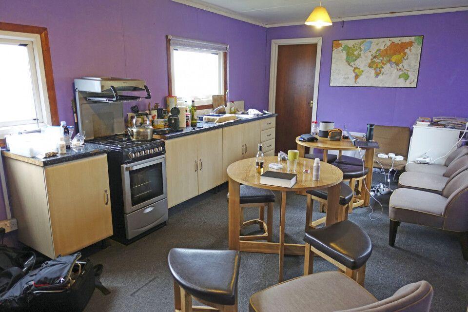 Gemütliches Koch- und Esszimmer