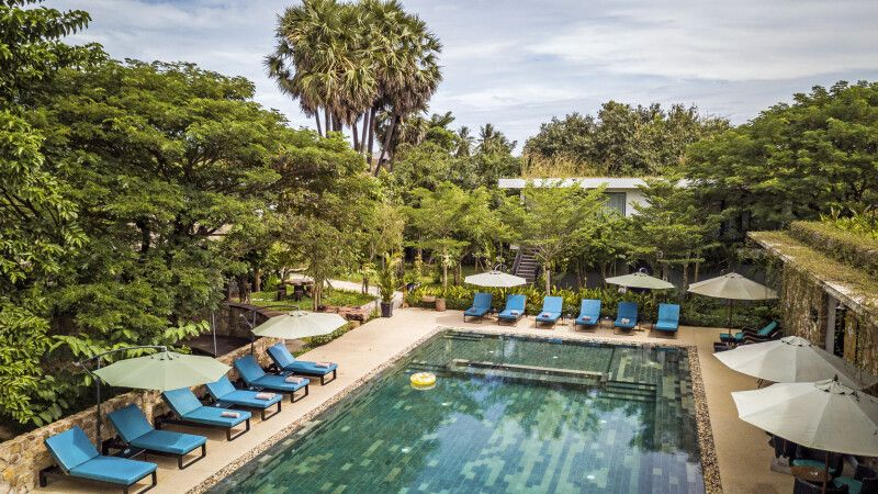 Hillocks Hotel and Spa – Pool © Diamir