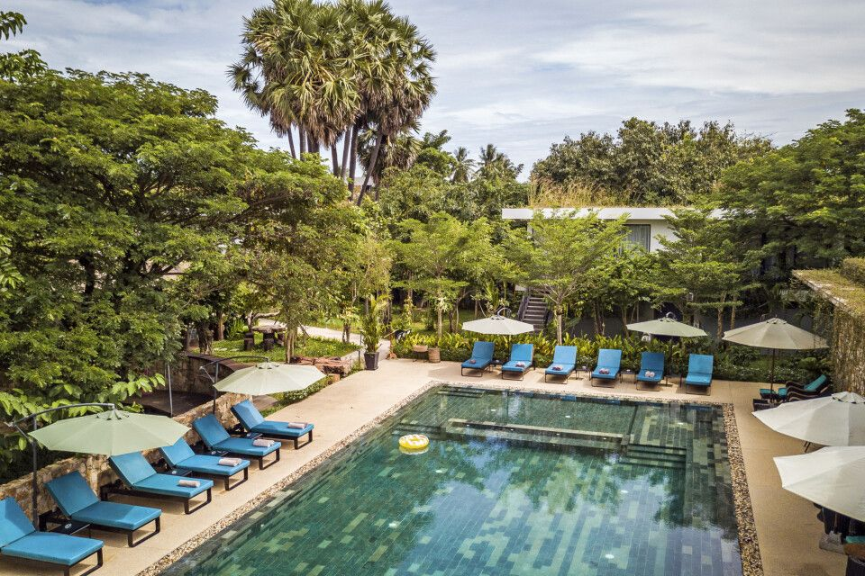 Hillocks Hotel and Spa – Pool