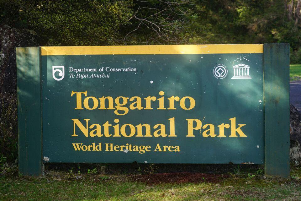 Im Tongariro-Nationalpark kann man eine der schönsten Wanderungen der Welt erleben – das berühmte Tongariro Crossing.
