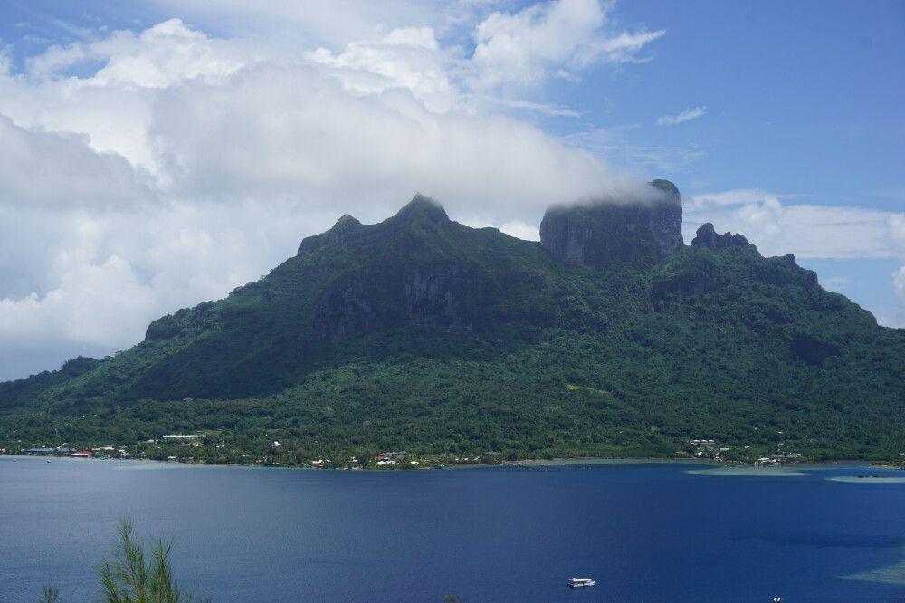 Mount Otemanu, Bora Bora