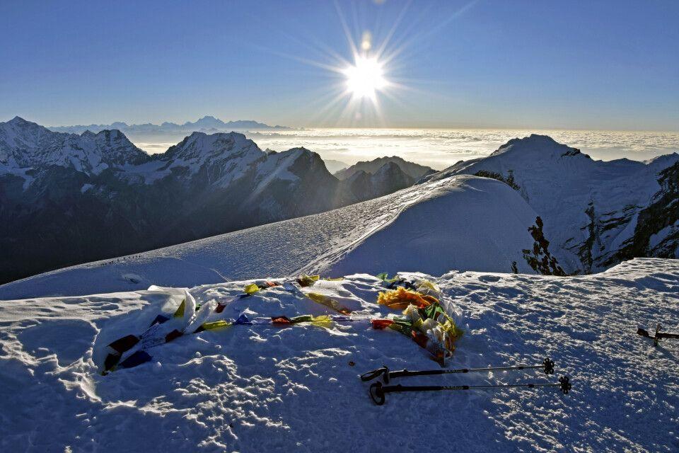 Gipfelerfolg am Mera Peak