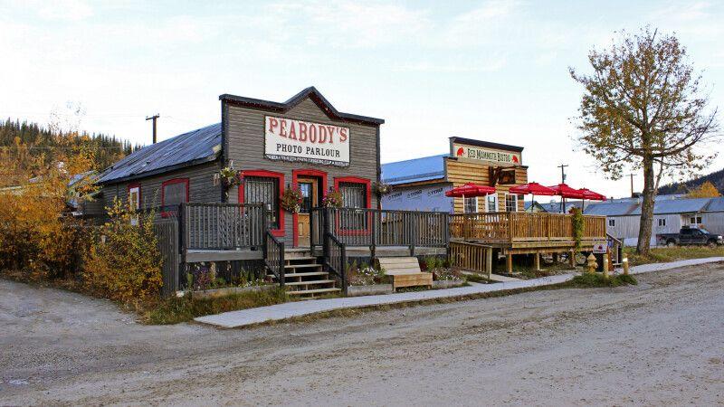 Dawson City © Diamir