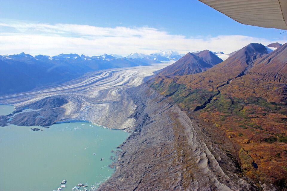 Kluane Nationalpark, Lowell Gletscher