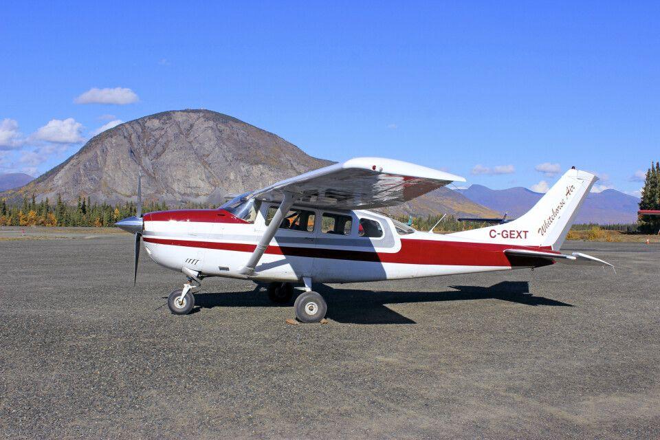 Rundflug Kluane Nationalpark