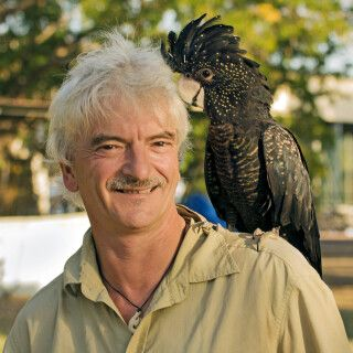 DIAMIR-Fotoreiseleiter Dr. Paul M. Kornacker