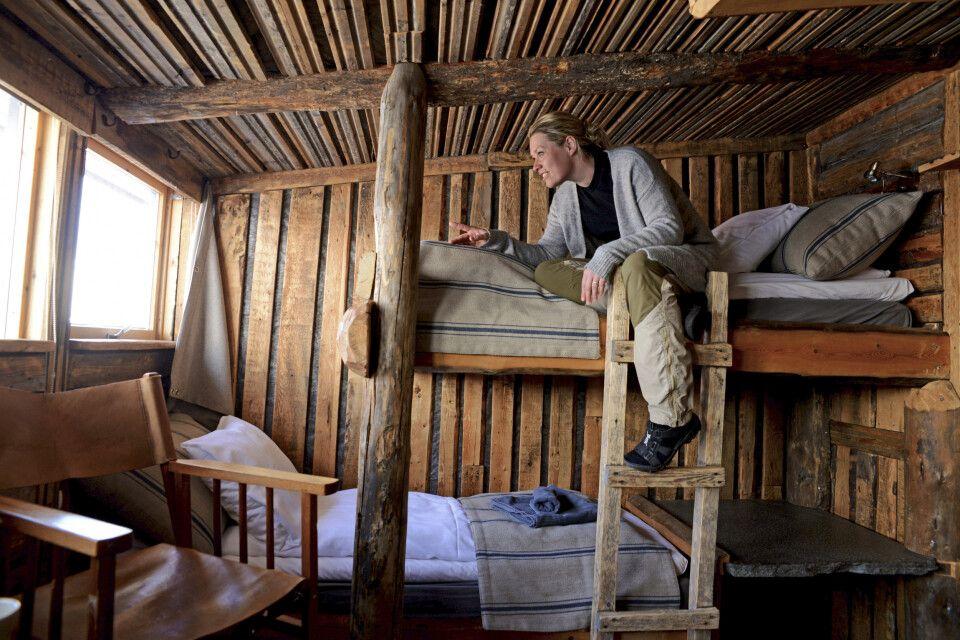 Trapper's Hotel: Zimmerbeispiel