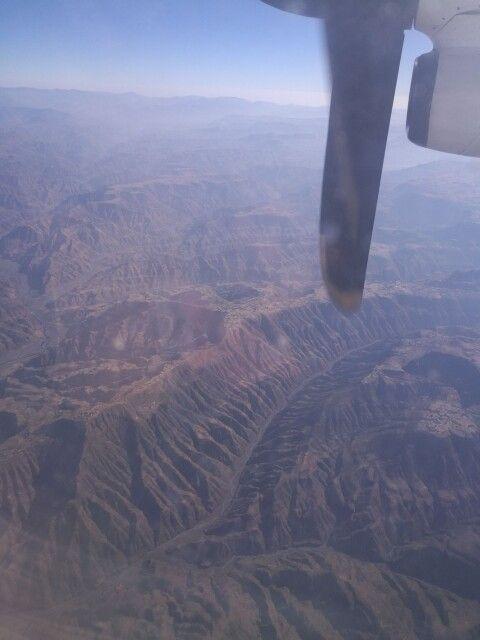 Flug nach Lalibela