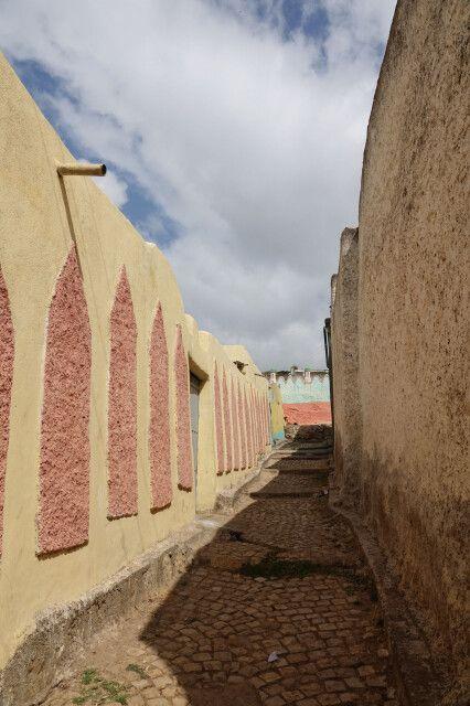 Die Straßen von Harar