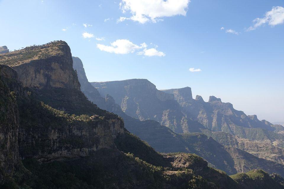 Semien-Berge