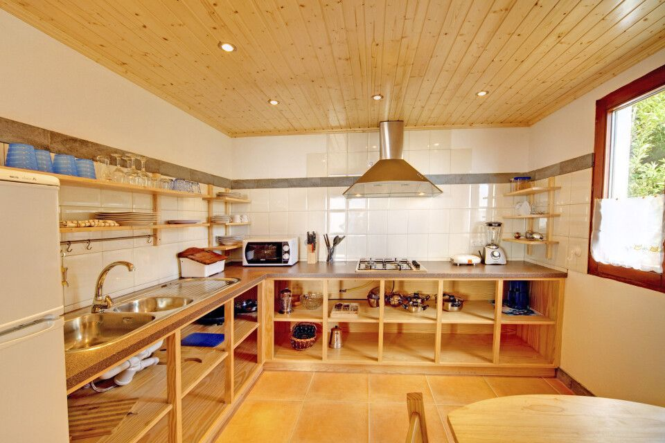 Casa Cachalote – Küche