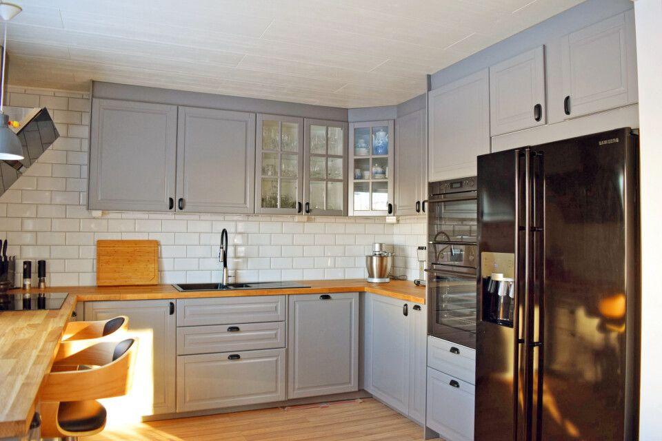 Appartements Maroicos – Küche (Beispiel)