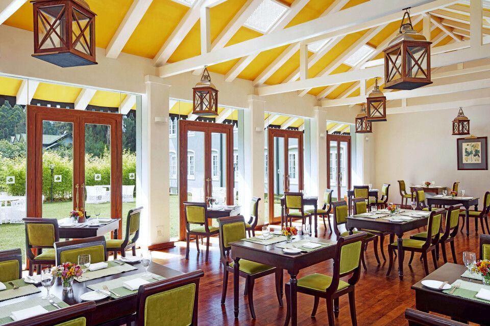 Jetwing St. Andrews Nuwara Eliya Restaurant