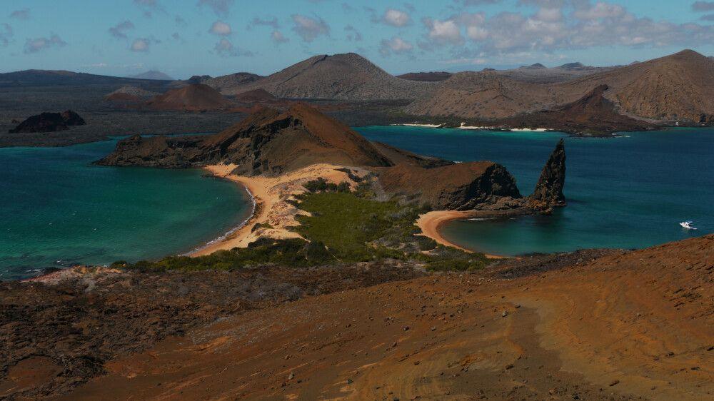 Isla Bartolome – Das wohl berühmteste Fotomotiv des Galapagos Archipels
