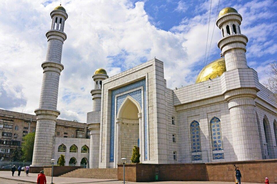 Almaty – Zentralmoschee