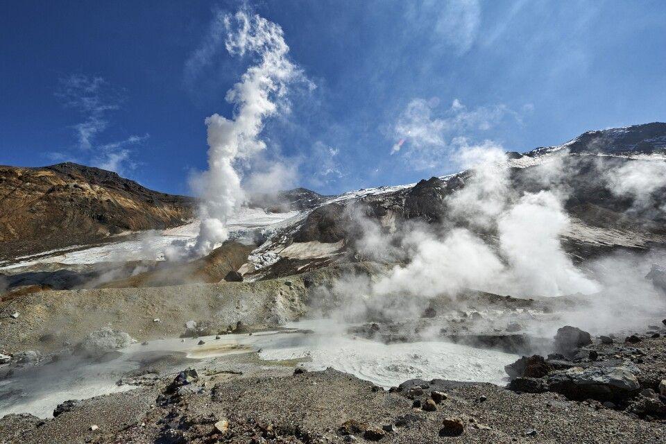 Im Krater des Mutnowski