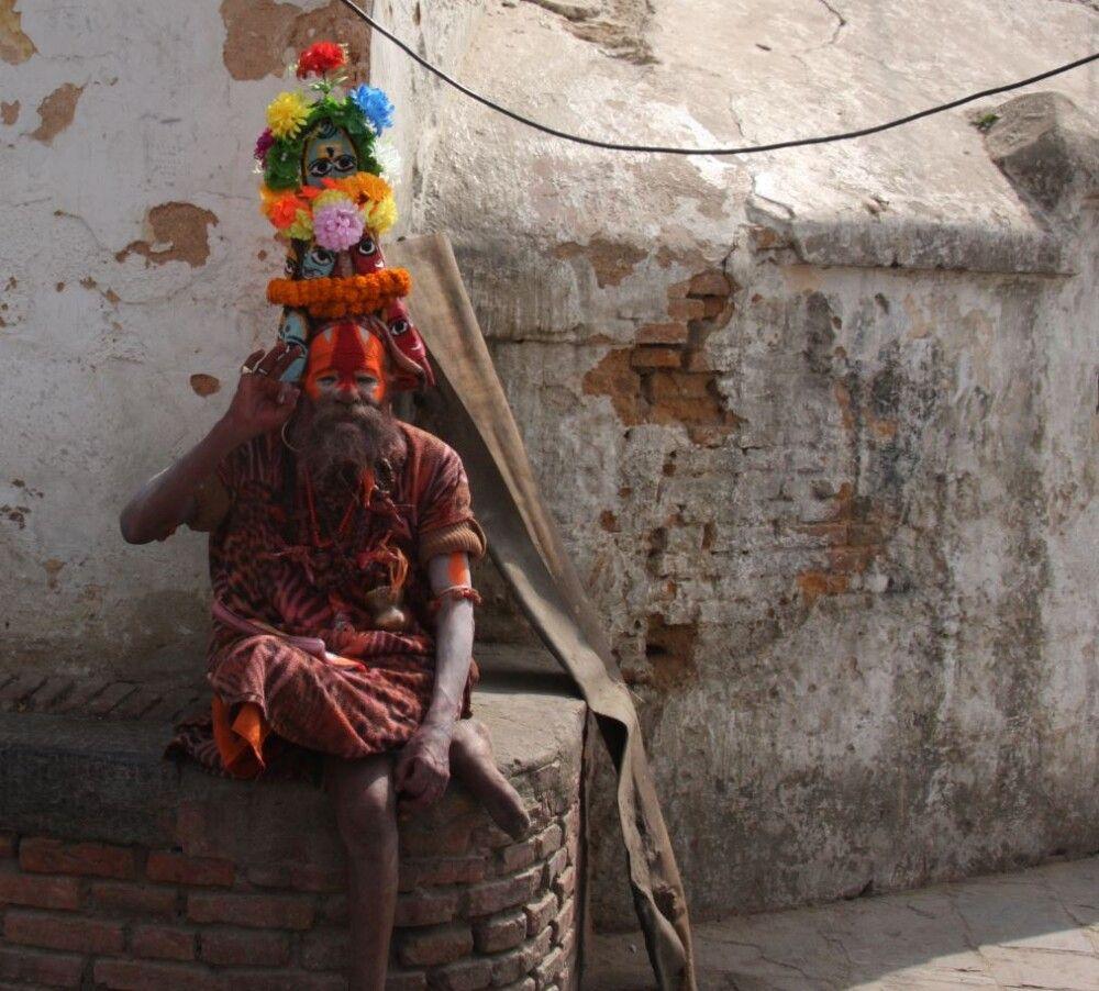 Nepal Sadhu