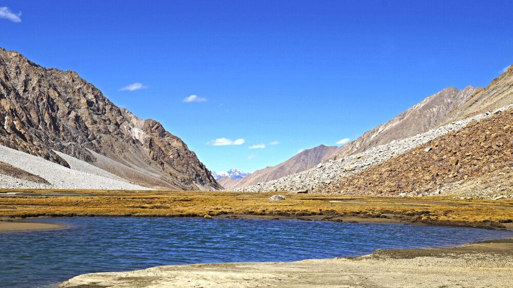Ladakh Nubra Valley – Vom Lasirmo La zum Basislager Nord