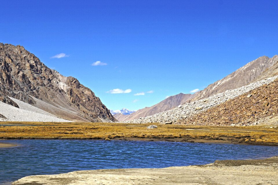Ladakh Nubra Valley - Vom Lasirmo La zum Basislager Nord