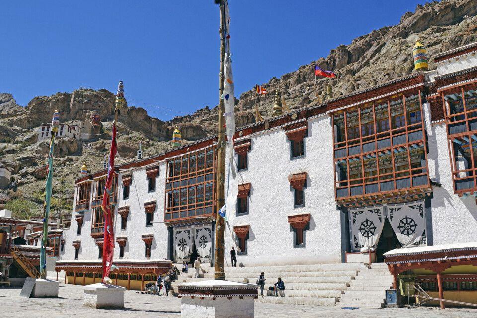 Ladakh Markha Valley Hemis Kloster