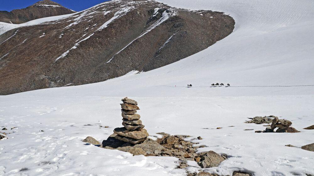 Ladakh Larsirmo la ins Nubra Valley