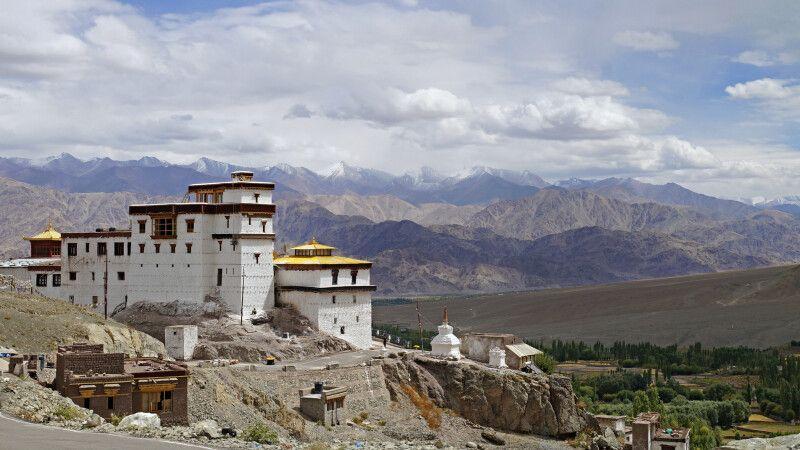 Ladakh Leh Matho Monastry © Diamir