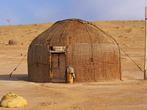 Jurte in Turkmenistan